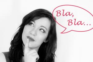 Bla, bla, bla...